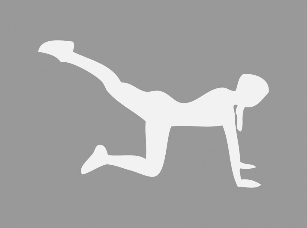 Тренировка мышц таза 5