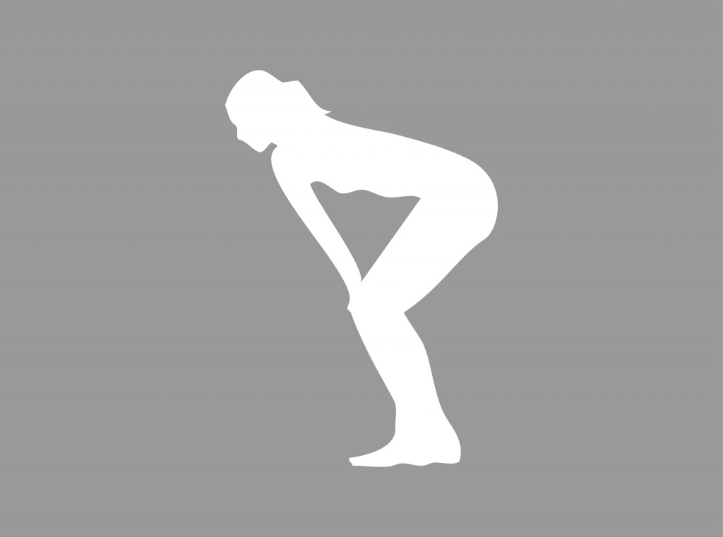 Тренировка мышц таза 4